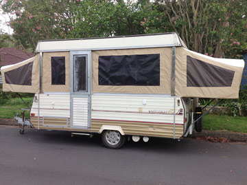 Excellent 1988 VISCOUNT SEABREEZE For Sale  Trade RVs Australia
