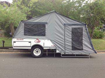 camper trailer rentals las vegas