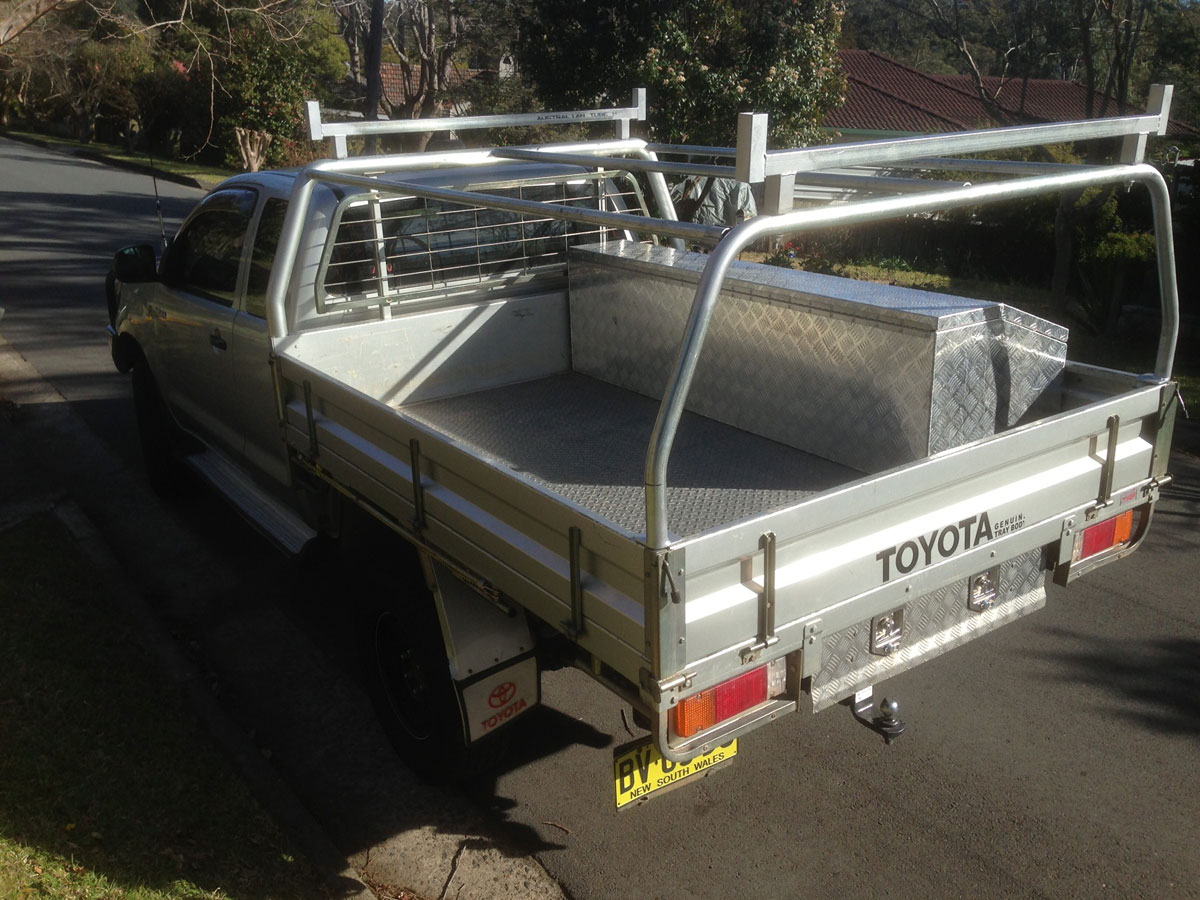 Hilux Ute Canopy Kits Canvas Covers For Utes