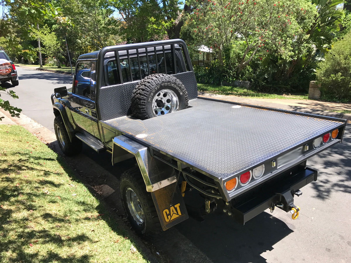 Canvas ute canopies ... & Cage and Canvas Ute Canopy:Wallaby Track Canvas