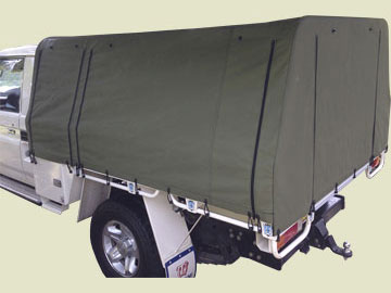 Mitchell Canvas Canopy