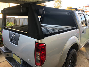 Nissan canvas ute canopy