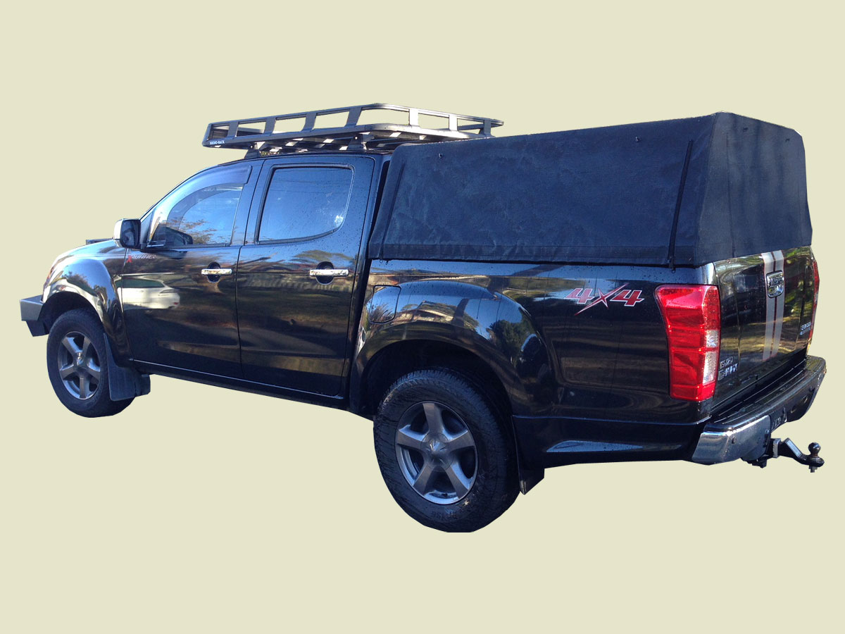 Canvas Ute Canopies For Tub Back Utes